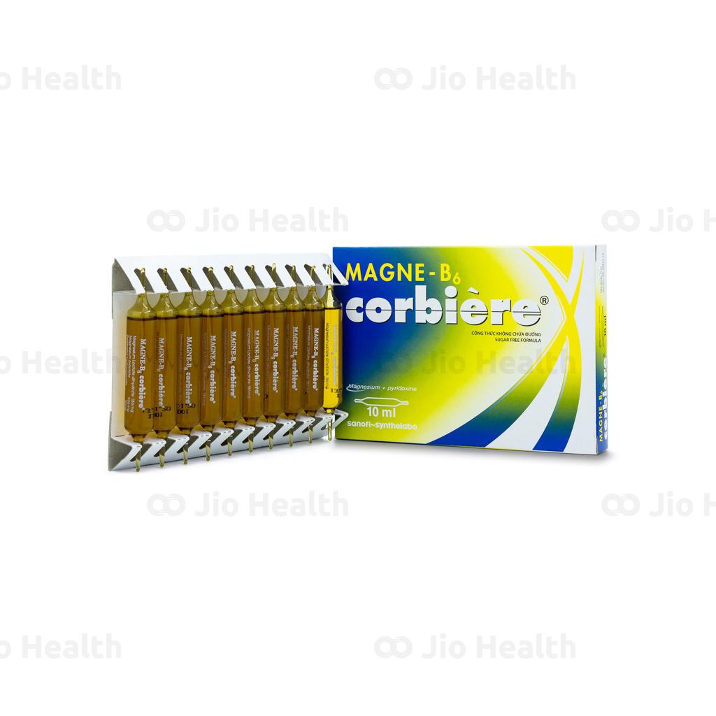 Thuốc bổ Magne B6 Corbiere dạng ống 10ml